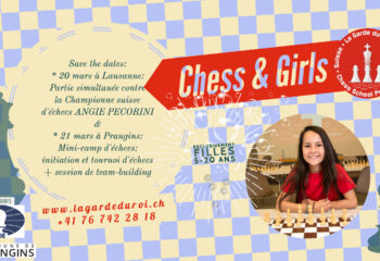 chess& girls